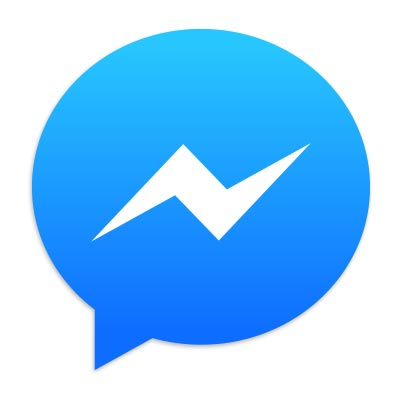 Facebook Messenger<sup>MD</sup>